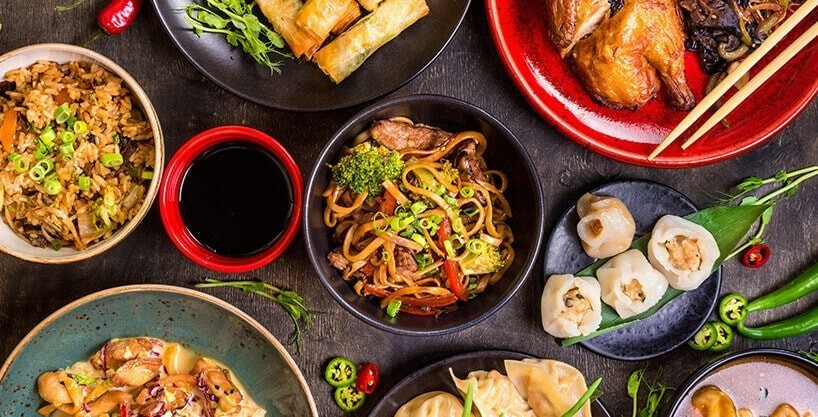 5 Must try Asian Dishes