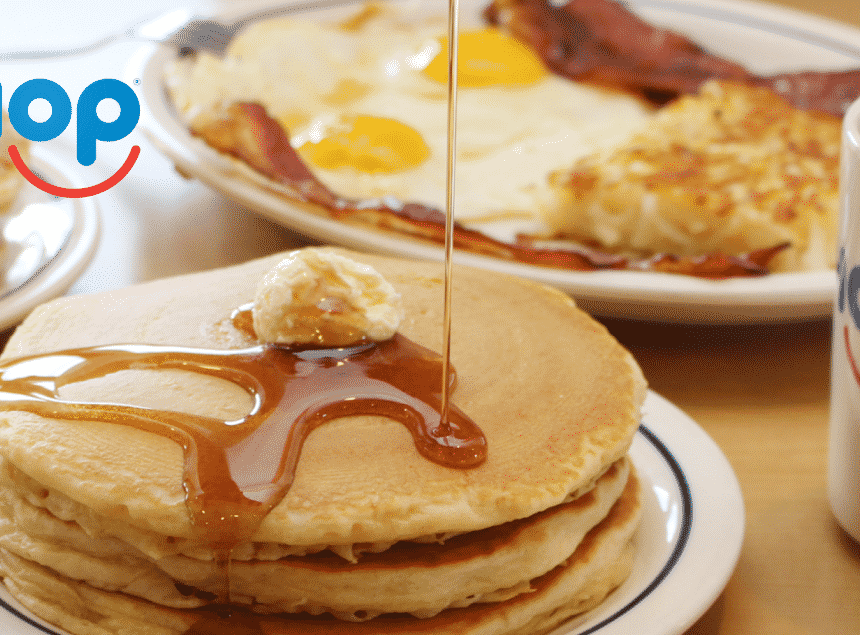 IHOP Celebrates National Pancake Day