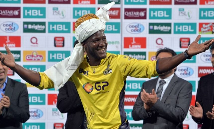 Darren Sammy Set To Become Honorary Citizen Of Pakistan