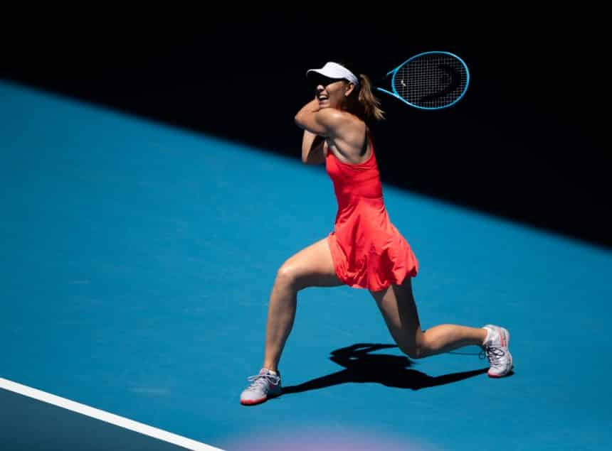 Maria Sharapova Retires At 32