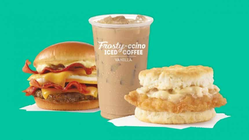 Wendy's Breakfast Menu is out! Free Sandwiches Giveaways!