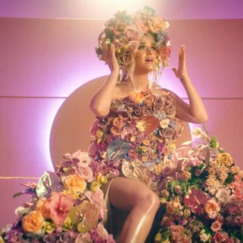 Katy Perry Confirms Pregnancy In Her Latest Music Video