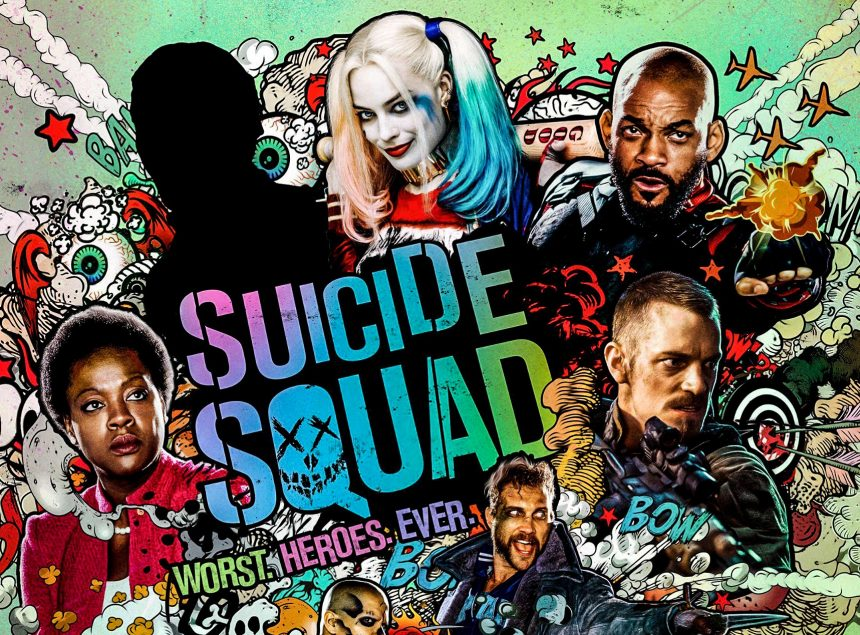 The suicide squad is still on schedule James Gunn said