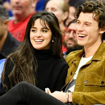 Shawn Mendes and Camila Cabello Perform What a Wonderful World