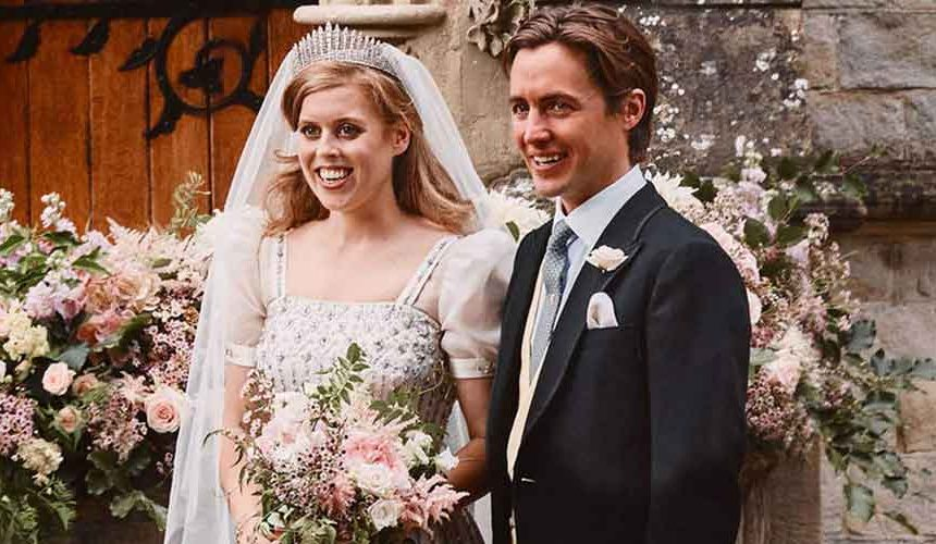 Princess Beatrice Wedding: Vintage Gown and Every Single Detail