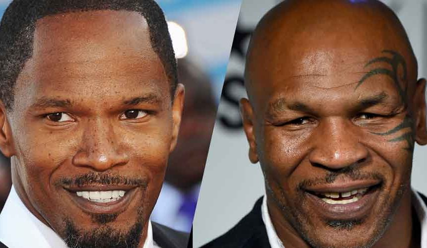 Jamie Foxx as Mike Tyson – Is it Controversial?