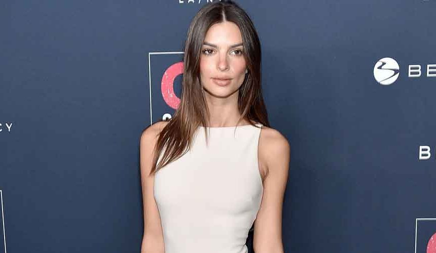 Emily Ratajkowski outfits and sneakers and Bathroom Selfies