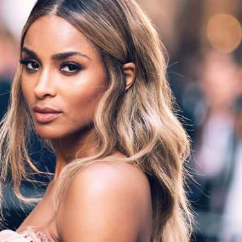 Ciara IG post announced the arrival of Her Third Baby