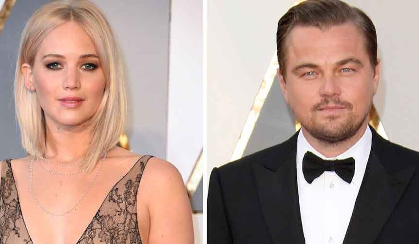Jennifer Lawrence and Leonardo DiCaprio boycott Facebook