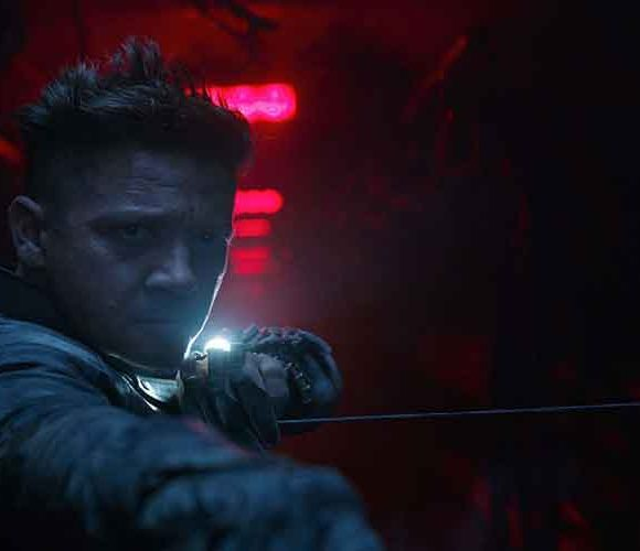 Avengers: Endgame Set Video Reveals Ronin Fight Scene