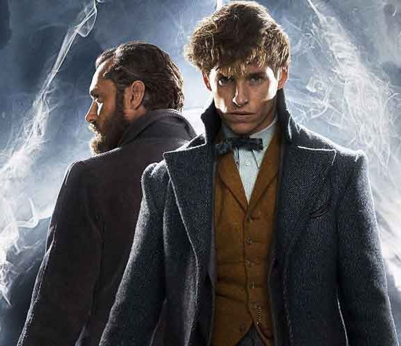 Eddie Redmayne Confirms Fantastic Beasts 3 Filming Has Started
