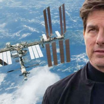 It's Official Tom Cruise Is Going To Space