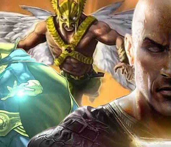 Black Adam: Dwayne Johnson Welcomes Actor Aldis Hodge as Hawkman