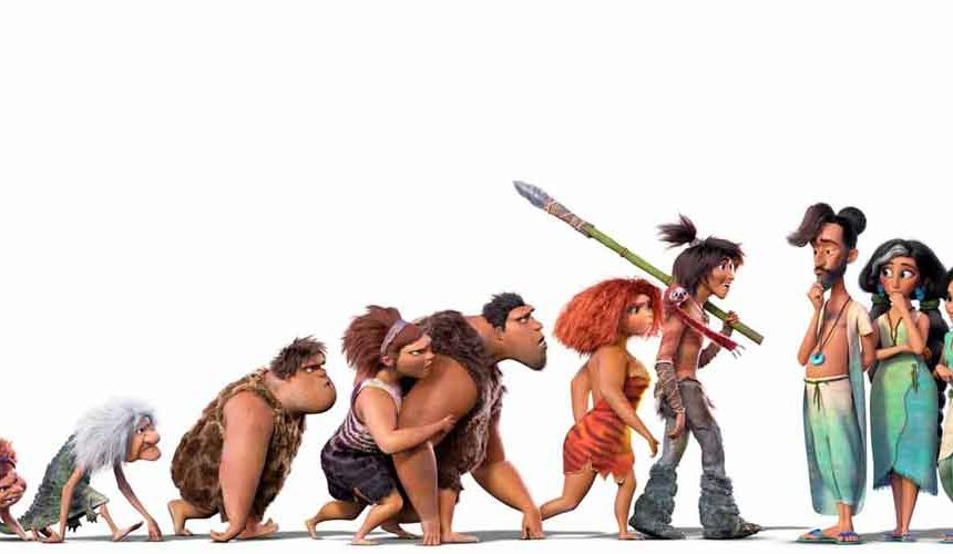 The Croods: A New Age poster Highlights New release date
