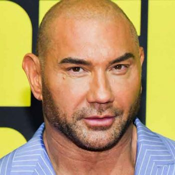 Upcoming Dave Bautista Movies and Tv Series
