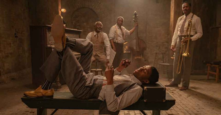 Chadwick Boseman's Last Movie Ma Rainey's Black Bottom First Images Reveal