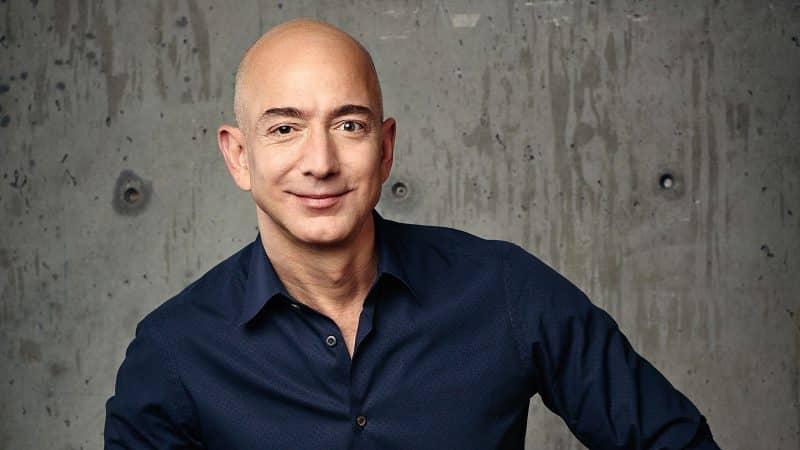 JEFF BEZOS – FROM 0 TO 1 TRILLION