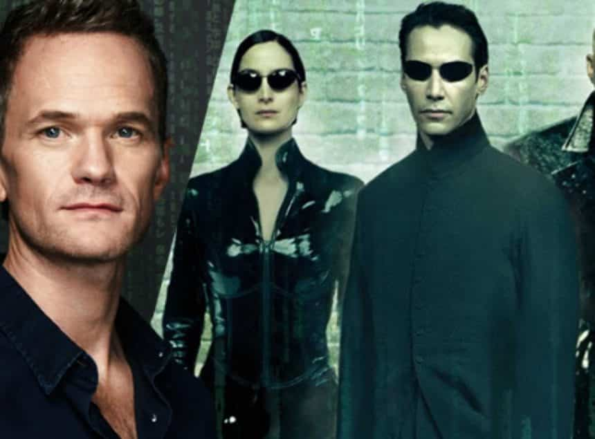 Neil Patrick in The Matrix 4 -revealed an unexpected thing!