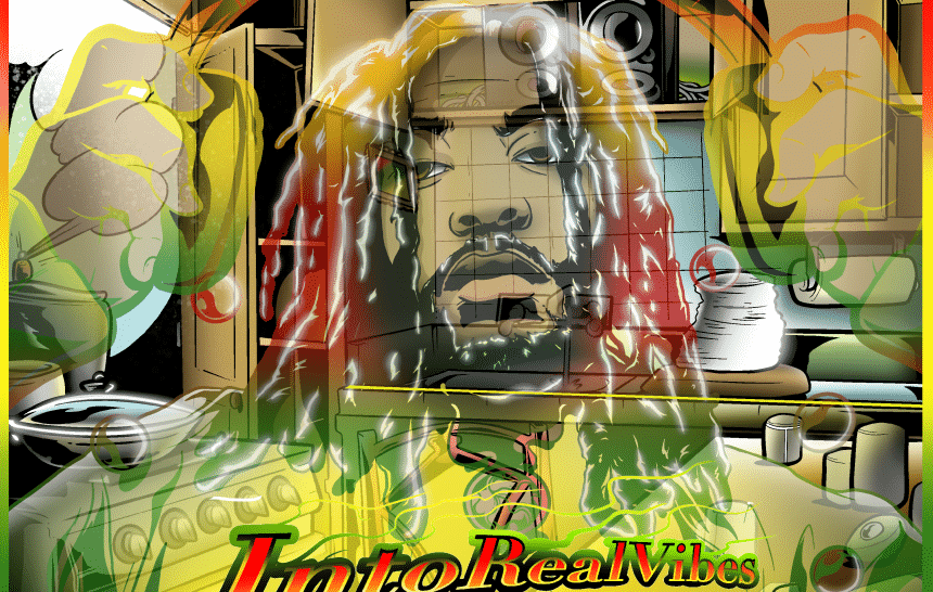 """Music Review of """"IntoRealVibes Kitchen"""" by Sage Of 7 Paths"""