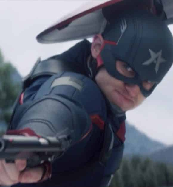The New Captain America? What's New?