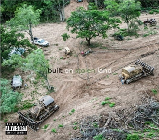 Built on Stolen Land by Silas Luster – Album Review