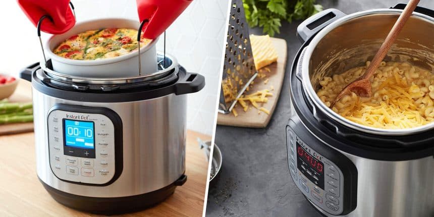 5 Tips for Using Instant Pot for beginners